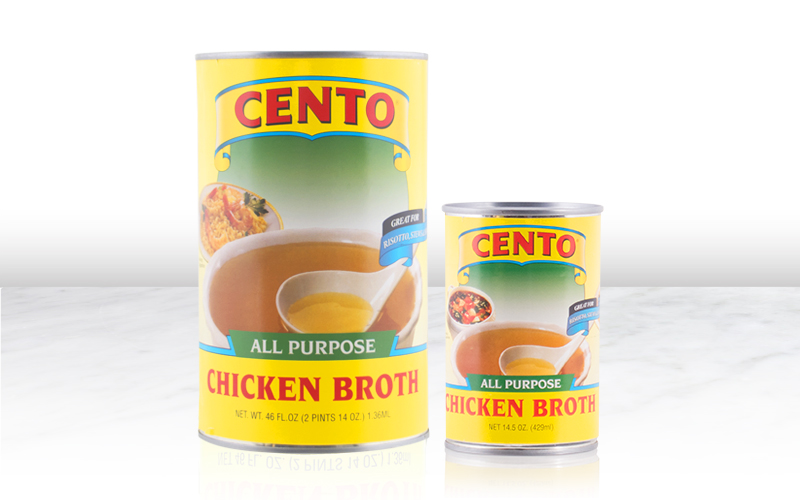 Cento All Purpose Chicken Broth