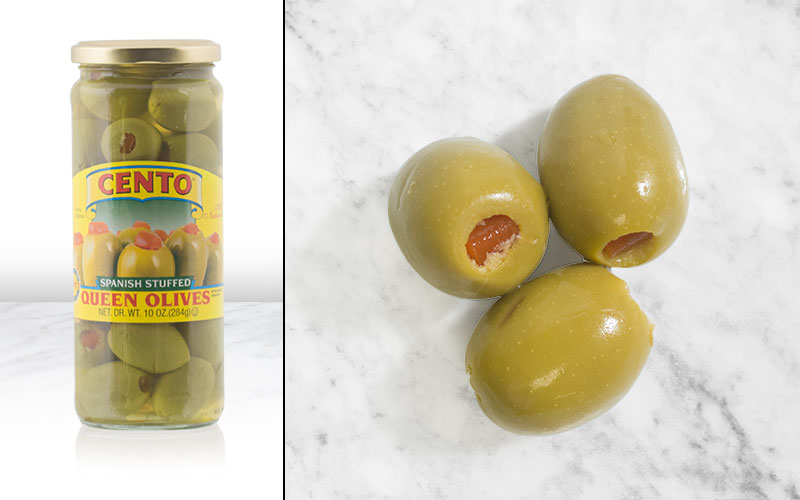 Spanish Stuffed Queen Olives