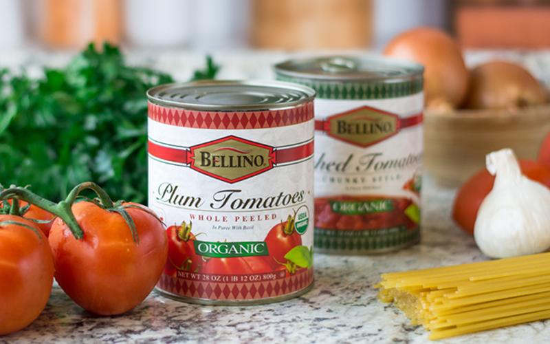 Bellino Organic Tomatoes