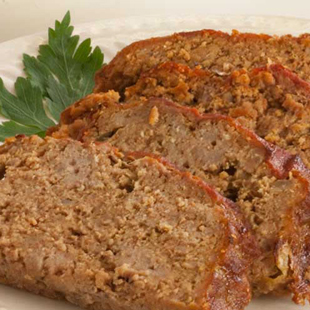 Aunt Carmella's Meatloaf