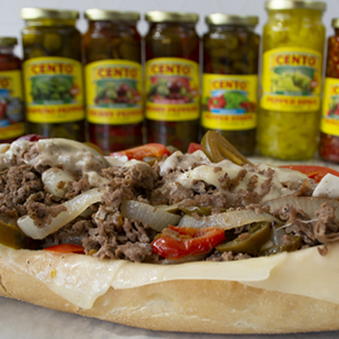 Cento Philly Cheesesteak