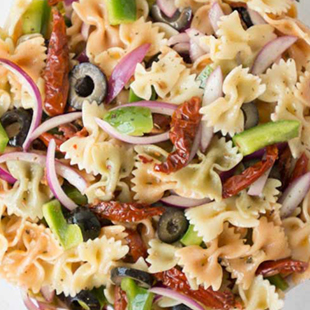 Tricolor Summer Salad