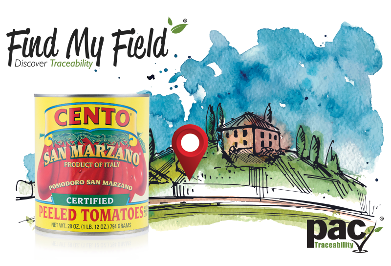 Cento San Marzano Tomatoes - Find My Field