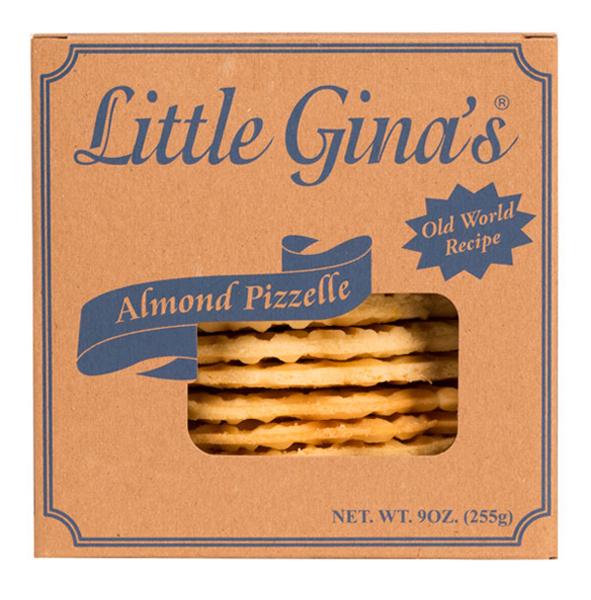 Little Gina's Almond Pizzelle