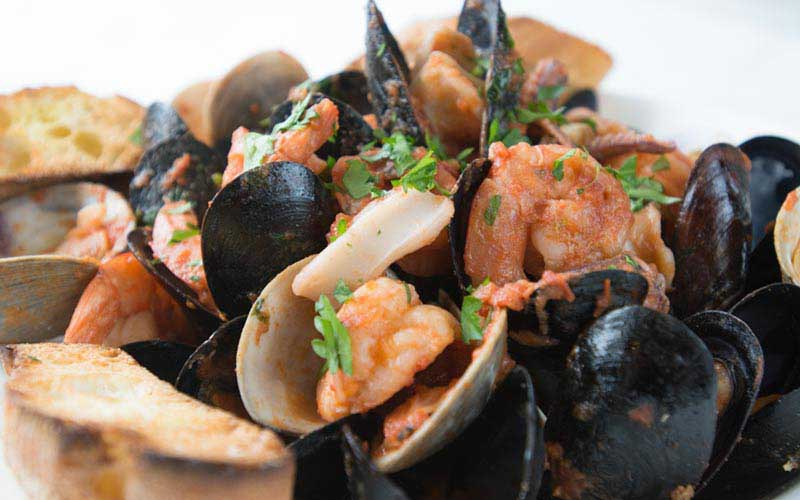 Cento Seafood Recipes